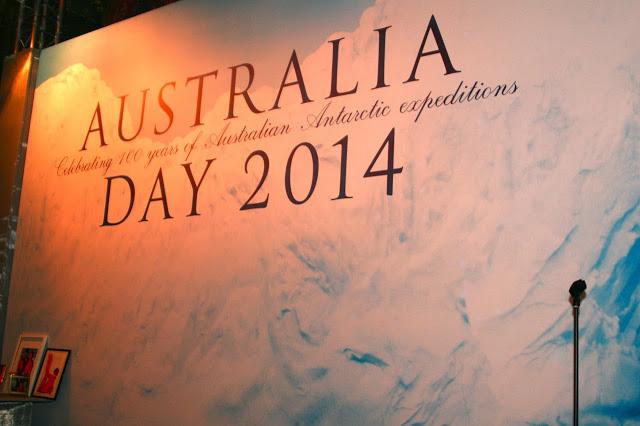 Sunday In Australia House – Australia Day 2014