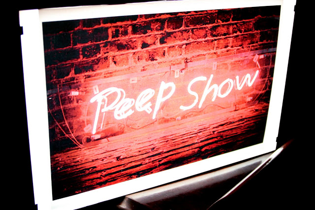 May 8, 2011 – Peep Show!